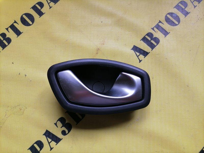 Ручка внутренняя двери передней правой Renault Megane 3 2009-2016 УНИВЕРСАЛ 1.5 K9K836 K9KJ836110 Л/С