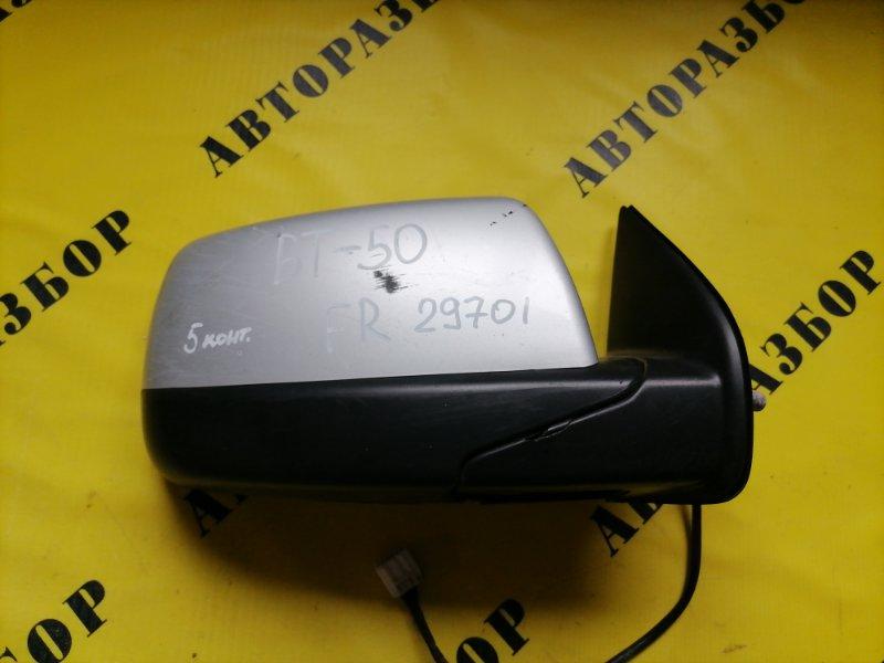 Зеркало правое Mazda Bt50 Bt-50 2006-2012 2.5 WL TDI 143 Л/С 2010