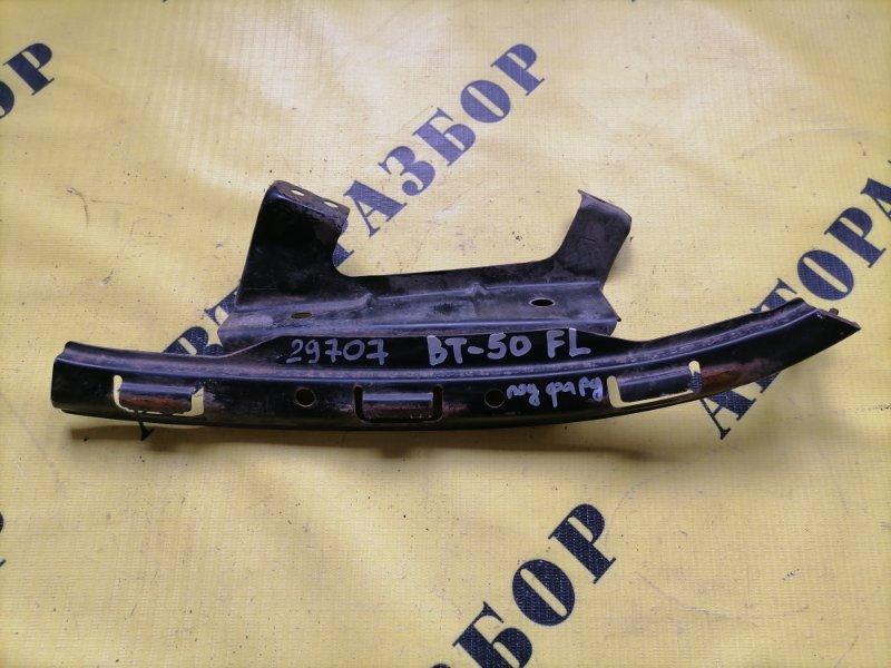 Кронштейн фары левый Mazda Bt50 Bt-50 2006-2012 2.5 WL TDI 143 Л/С 2010