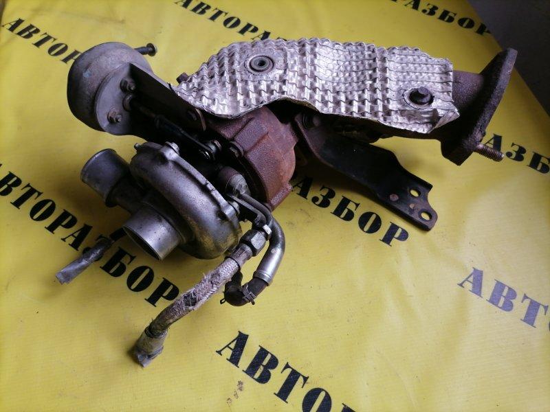 Турбокомпрессор (турбина) Mazda Bt50 Bt-50 2006-2012 2.5 WL TDI 143 Л/С 2008