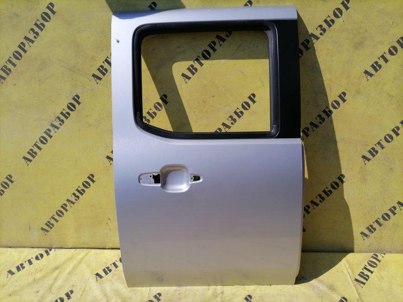 Дверь задняя правая Mazda Bt50 Bt-50 2006-2012 2.5 WL TDI 143 Л/С 2010