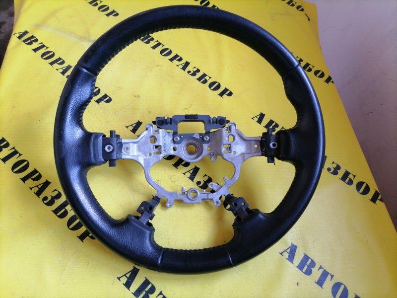 Рулевое колесо для air bag srs (без air bag) Toyota Camry 50 2011-2017 2.5 2AR 2AR-FE 181 Л/С 2013