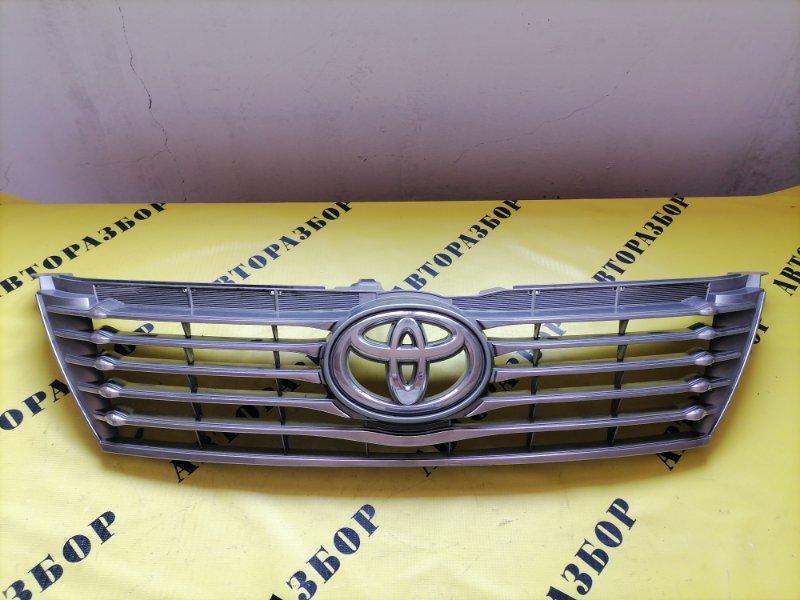 Решетка радиатора Toyota Camry 50 2011-2017 2.5 2AR 2AR-FE 181 Л/С 2013