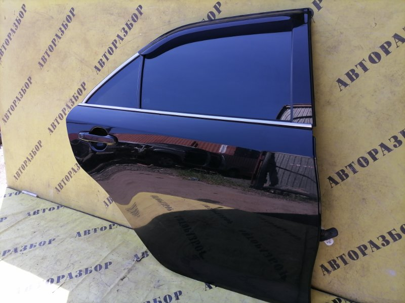 Дверь задняя правая Toyota Camry 50 2011-2017 2.5 2AR 2AR-FE 181 Л/С 2013