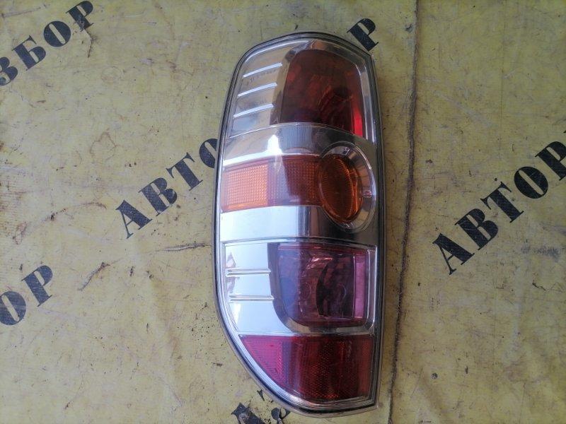 Фонарь задний левый внешний Mazda Bt50 Bt-50 2006-2012 2.5 WL TDI 143 Л/С 2010