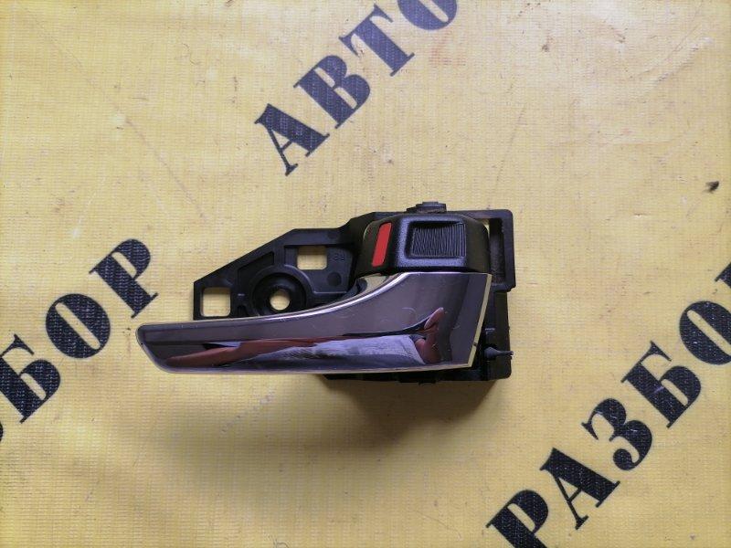 Ручка внутренняя двери передней правой Toyota Camry 50 2011-2017 2.5 2AR 2AR-FE 181 Л/С 2013