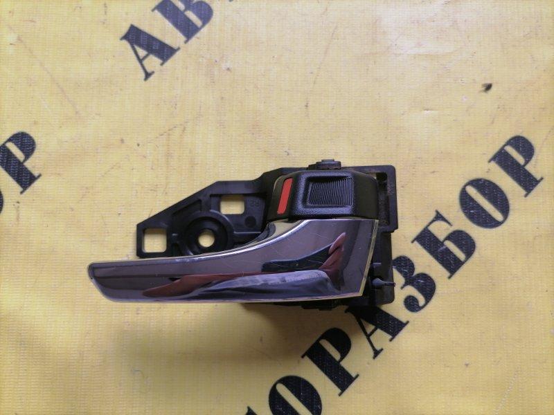 Ручка внутренняя двери задней правой Toyota Camry 50 2011-2017 2.5 2AR 2AR-FE 181 Л/С 2013