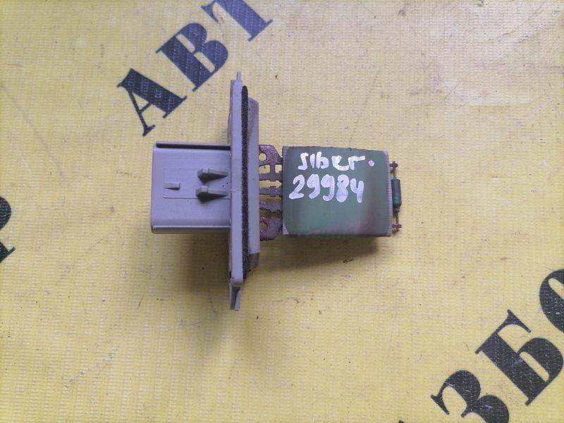 Резистор отопителя Volga Siber СЕДАН 2.4 143 Л/С CHRYSLER 2010