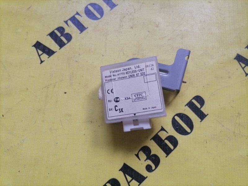 Блок электронный Mazda Bt50 Bt-50 2006-2012 2.5 WL TDI 143 Л/С 2010