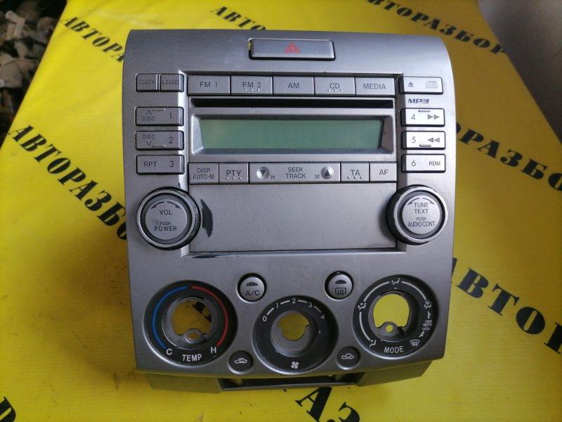 Магнитола Mazda Bt50 Bt-50 2006-2012 2.5 WL TDI 143 Л/С 2010