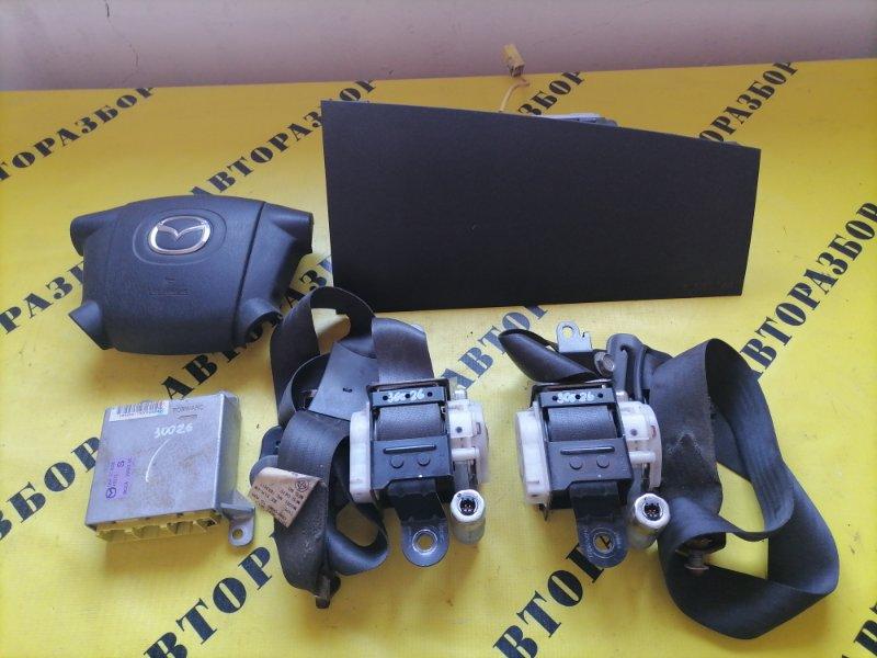 Подушки безопасности комплект Mazda Bt50 Bt-50 2006-2012 2.5 WL TDI 143 Л/С 2010