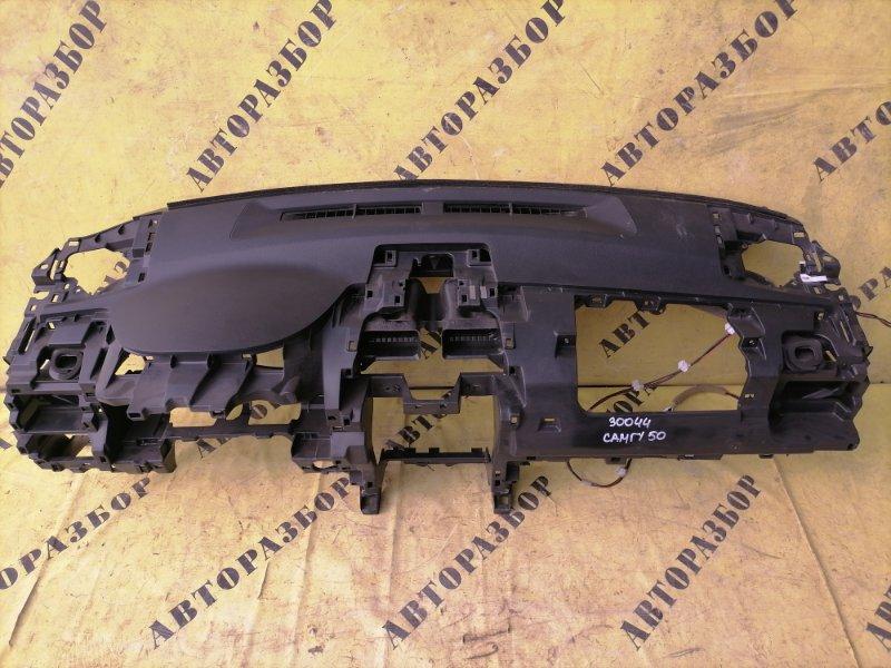 Торпедо Toyota Camry 50 2011-2017 2.5 2AR 2AR-FE 181 Л/С 2013