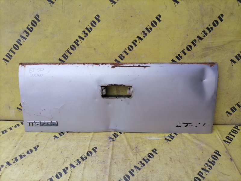 Крышка (дверь) багажника Mazda Bt50 Bt-50 2006-2012 2.5 WL TDI 143 Л/С 2010