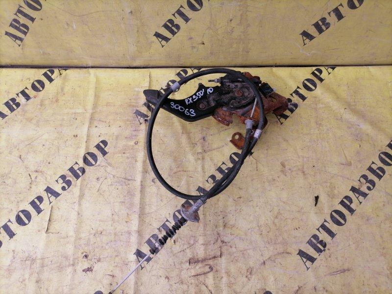 Рычаг стояночного тормоза (ручник) Lexus Rx350 2009-2015 3.5 2GRFE 2011