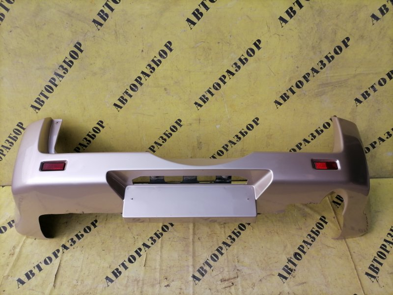 Бампер задний Suzuki Grand Vitara 2006-2014 2.0 J20A 140 Л/С 2010
