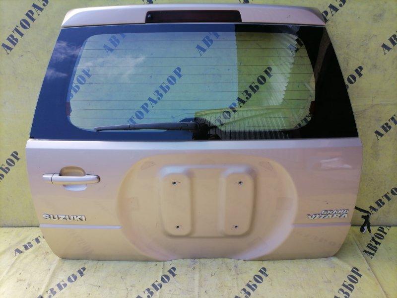 Крышка (дверь) багажника Suzuki Grand Vitara 2006-2014 2.0 J20A 140 Л/С 2010