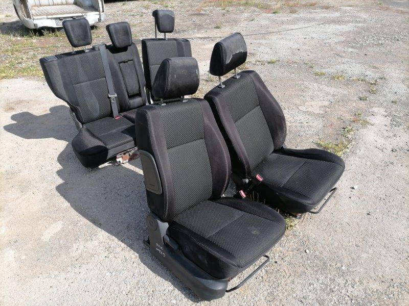 Сиденья комплект Suzuki Grand Vitara 2006-2014 2.0 J20A 140 Л/С 2010