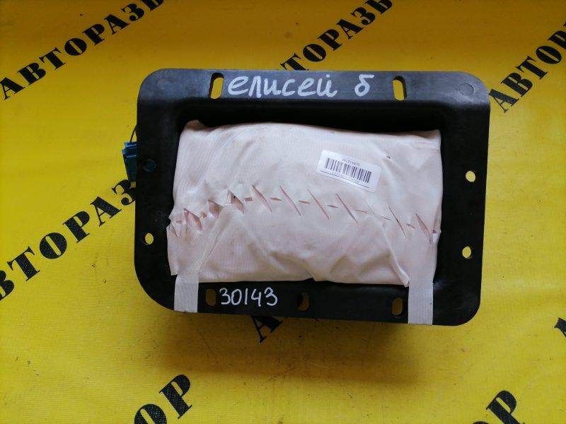 Подушка безопасности пассажирская (в колени) srs air bag Citroen C-Elysee 2012-H.b.