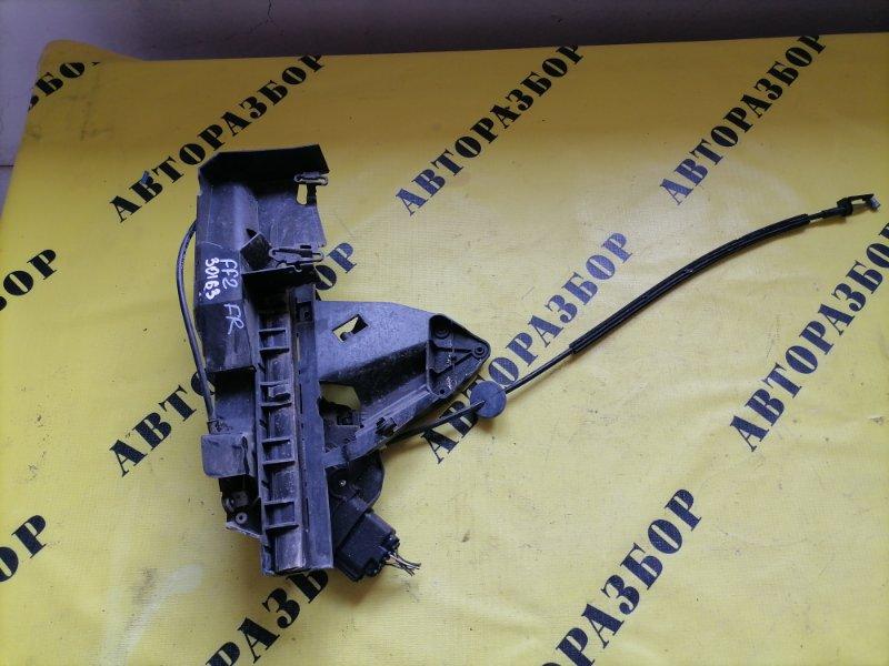 Замок двери передней правой Ford Focus 2 2008-2011 СЕДАН 1.6 SIDA 115 Л/С 2008