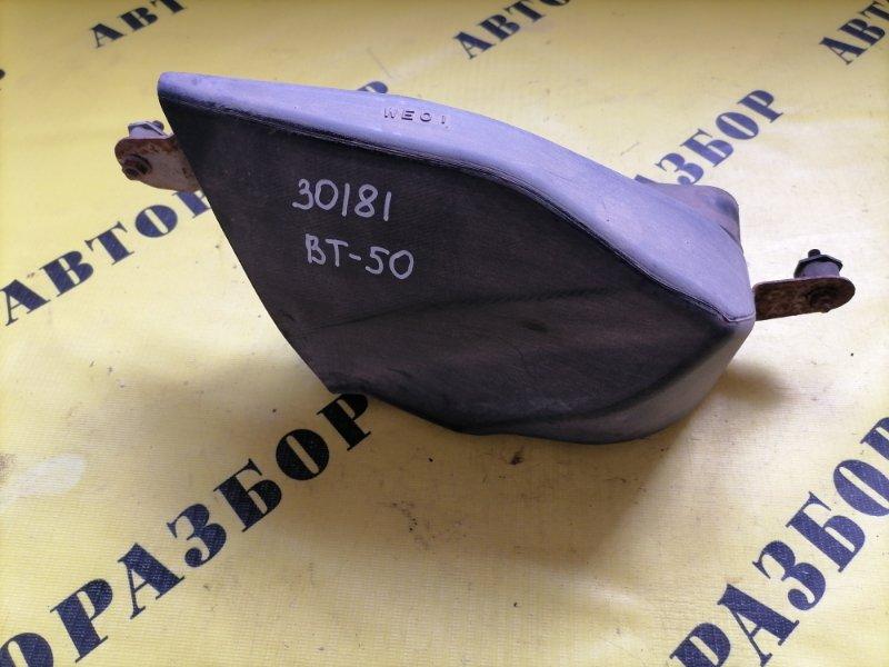 Патрубок воздушного фильтра Mazda Bt50 Bt-50 2006-2012 2.5 WL TDI 143 Л/С 2010
