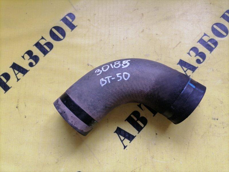 Патрубок интеркулера Mazda Bt50 Bt-50 2006-2012 2.5 WL TDI 143 Л/С 2010