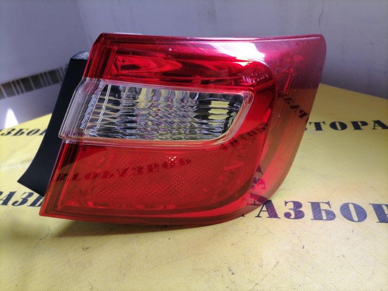 Фонарь задний правый внешний Toyota Camry 50 2011-2017 3.5 2GR 277 Л/С 2013