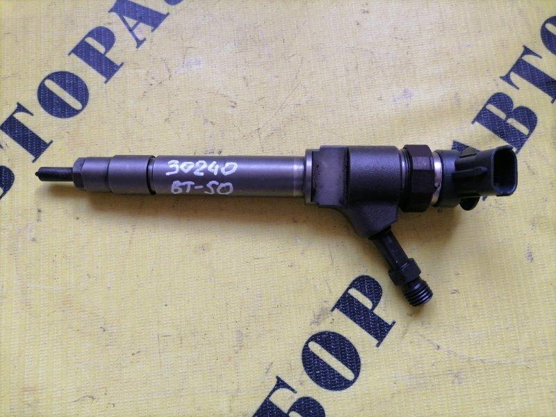 Форсунка дизельная электрическая Mazda Bt50 Bt-50 2006-2012 2.5 WL TDI 143 Л/С 2010