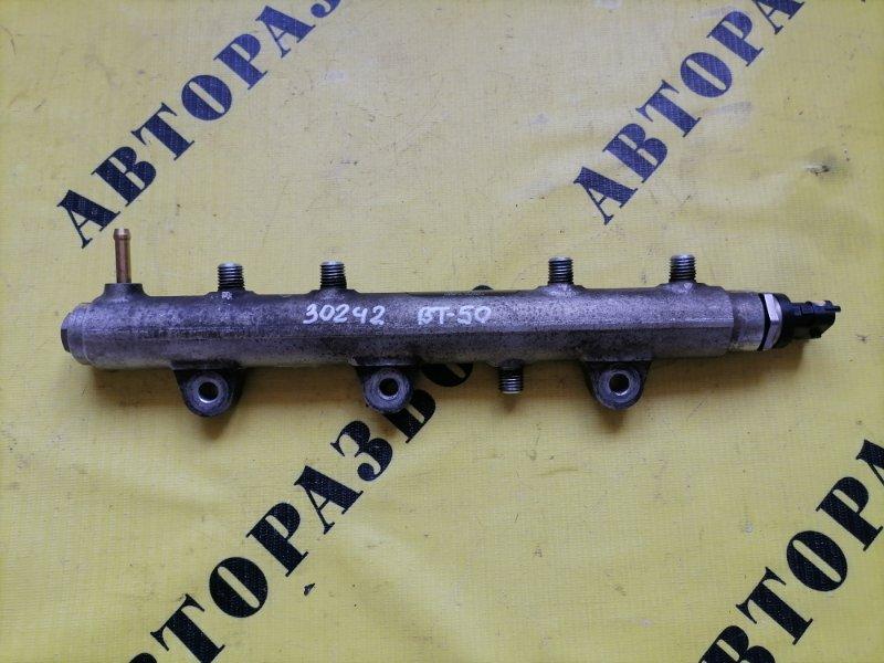Рейка топливная (рампа) Mazda Bt50 Bt-50 2006-2012 2.5 WL TDI 143 Л/С 2010