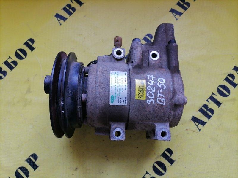 Компрессор кондиционера Mazda Bt50 Bt-50 2006-2012 2.5 WL TDI 143 Л/С 2010