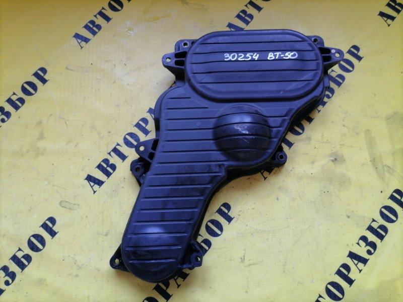 Крышка двигателя передняя Mazda Bt50 Bt-50 2006-2012 2.5 WL TDI 143 Л/С 2010