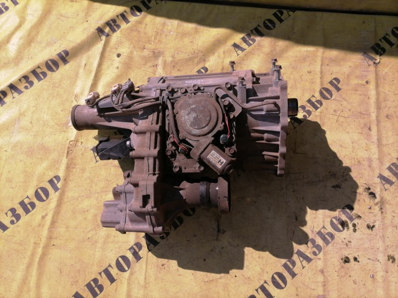 Коробка раздаточная (раздатка) Suzuki Grand Vitara 2006-2014 2.0 J20A 140 Л/С 2010