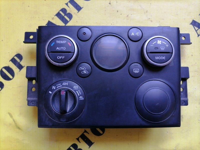 Блок управления климатической установкой Suzuki Grand Vitara 2006-2014 2.0 J20A 140 Л/С 2010