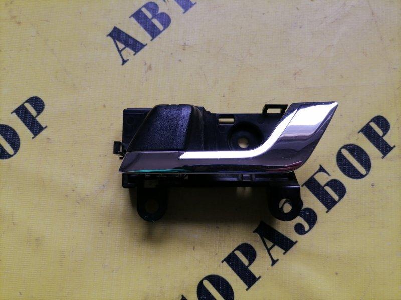 Ручка внутренняя двери задней левой Toyota Highlander 2 2007-2013