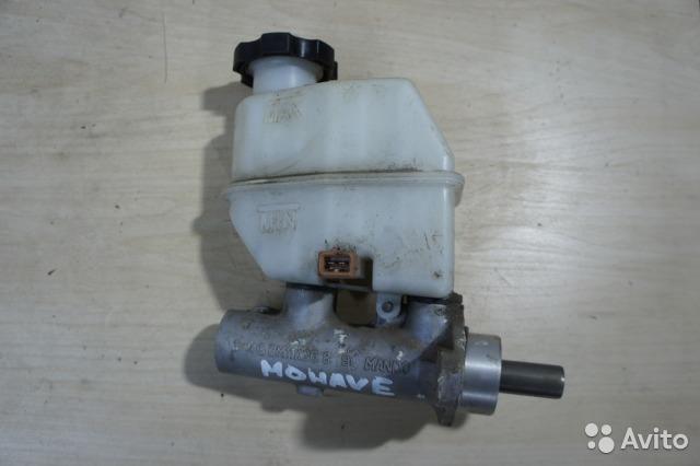 Главный тормозной цилиндр Kia Mohave W7 G6DA 2009 (б/у)