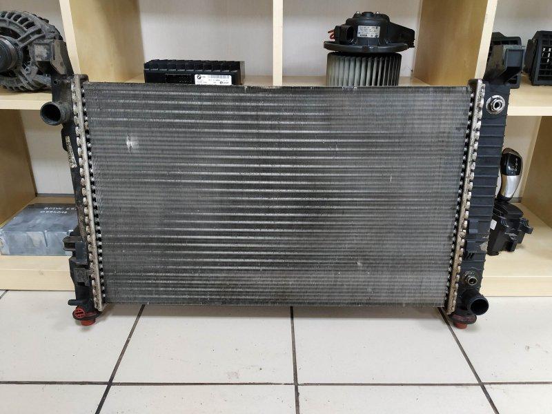 Радиатор основной акпп Mercedes A Class W169 M266.920 2007 (б/у)