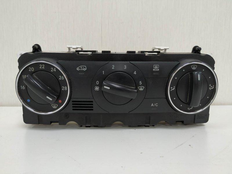 Блок управления климатом Mercedes A Class W169 M266.920 2007 (б/у)