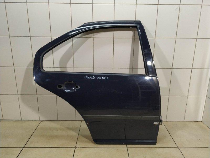 Дверь задняя правая Vw Bora AKL 1999 (б/у)