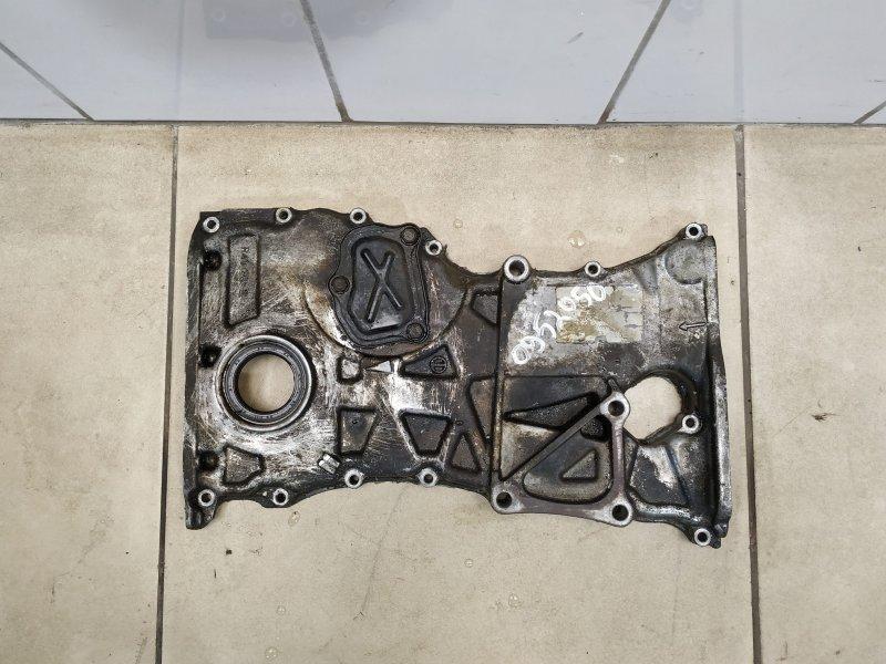 крышка двигателя задняя