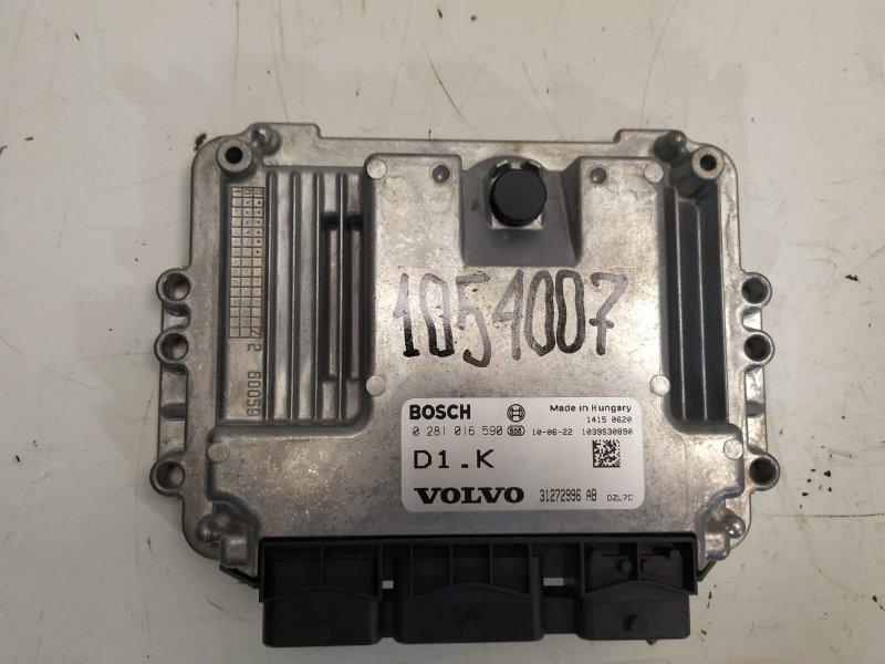 Мозги 1.6 d4164t Volvo S40 2 D4164T 2011 (б/у)