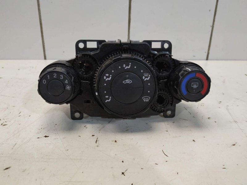 Блок климата Ford Fiesta MK6 1.25 SIGMA 2010 (б/у)