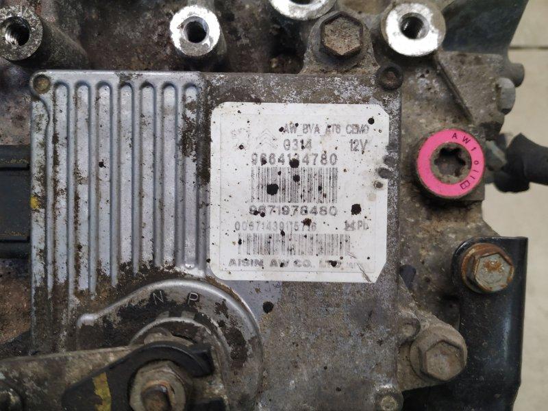 Акпп Citroen C5 X7 EP6CDT 2014 (б/у)