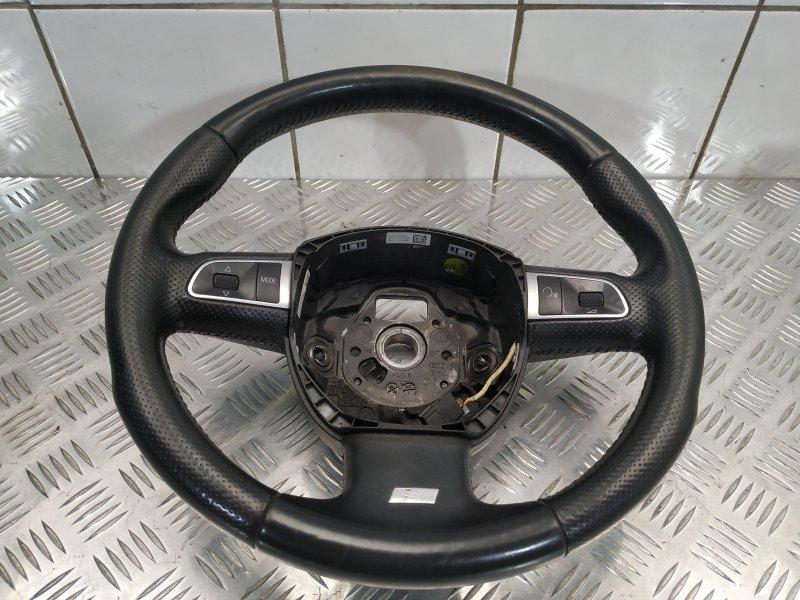 Руль мульти s-line Audi A5 8T CDHB 2010 (б/у)