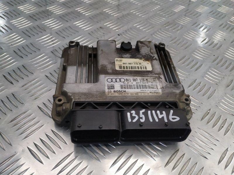 Блок управления двигателем Audi A5 8T CDHB 2010 (б/у)