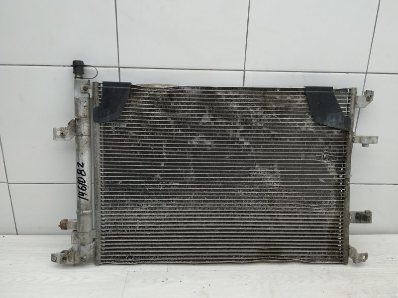 Радиатор кондиционера Volvo V70 D5244T 2005 (б/у)