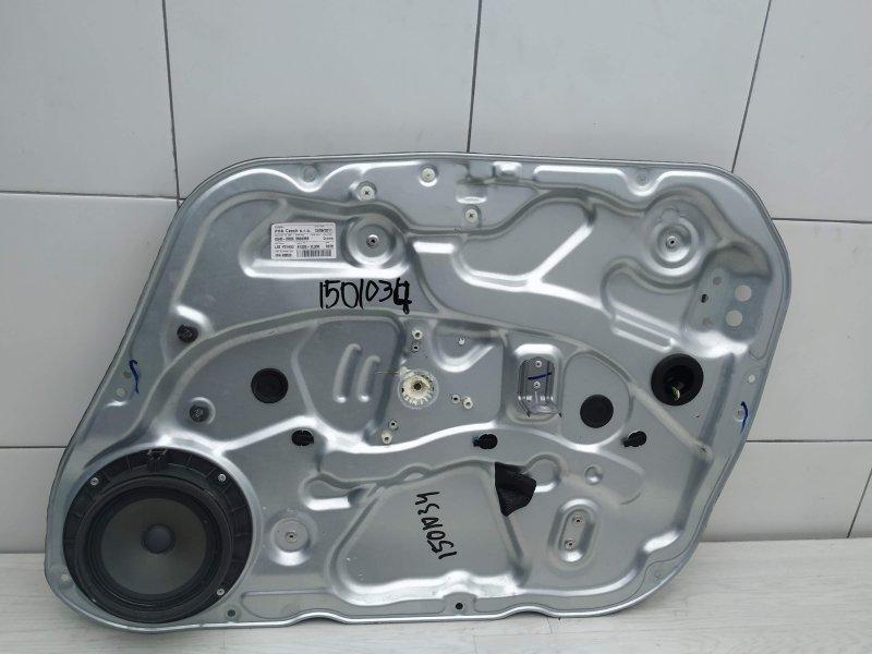 Стеклоподъемник передний правый Hyundai I30 FD D4FB 2011 (б/у)