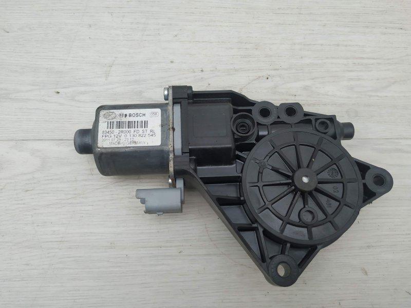 Моторчик задний правый Hyundai I30 FD D4FB 2011 (б/у)