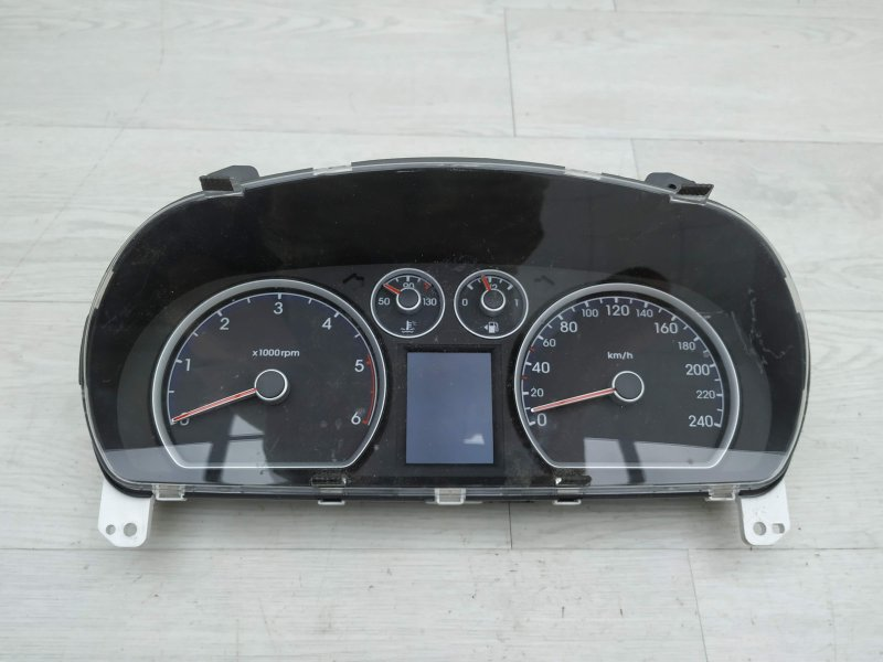 Щиток приборов Hyundai I30 FD D4FB 2011 (б/у)