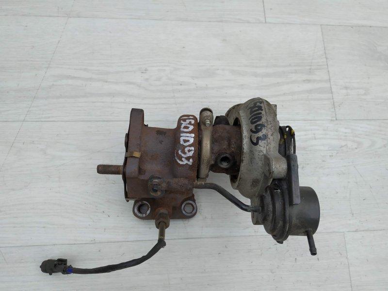 Турбина 1.6 crdi d4fb Hyundai I30 FD D4FB 2011 (б/у)