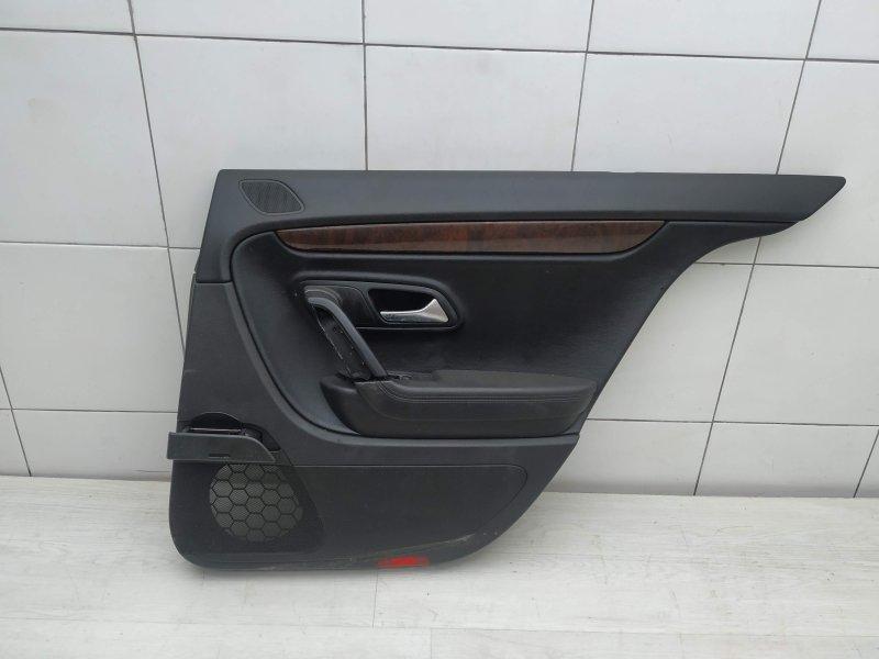 Обшивка задняя правая Vw Passat Cc CDAB 2011 (б/у)