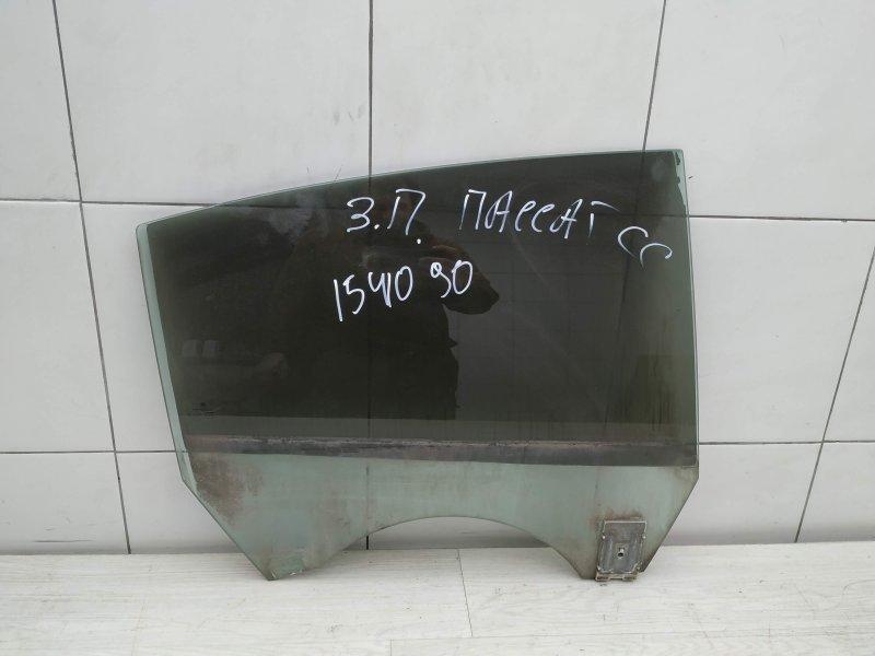 Стекло заднее правое Vw Passat Cc CDAB 2011 (б/у)